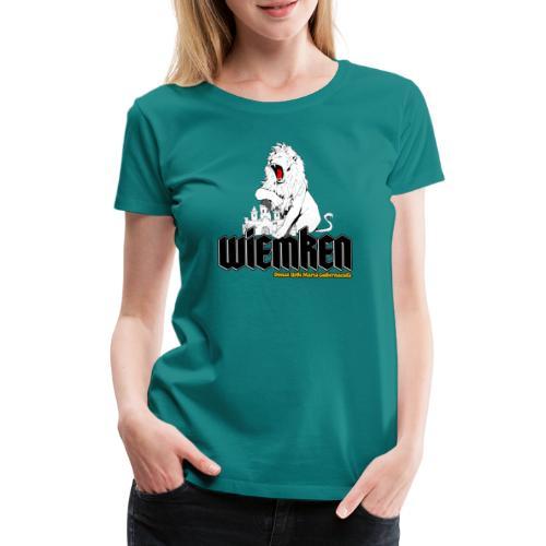 Ostfriesland Häuptlinge Maria von Jever - Frauen Premium T-Shirt