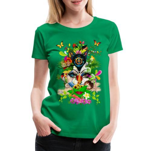 Parfum d'été by T-shirt chic et choc - T-shirt Premium Femme