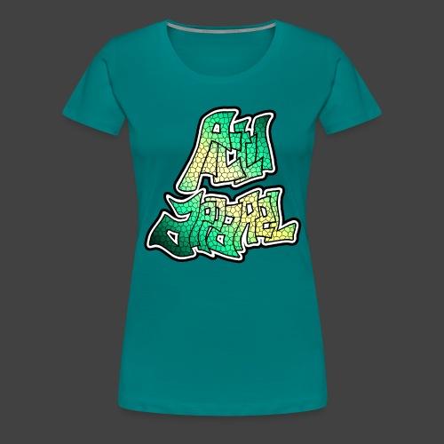 PA LOGO - 7 - Women's Premium T-Shirt