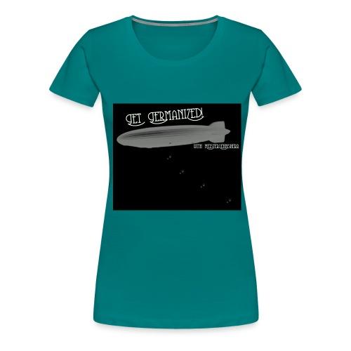 zeppelin design1 - Women's Premium T-Shirt