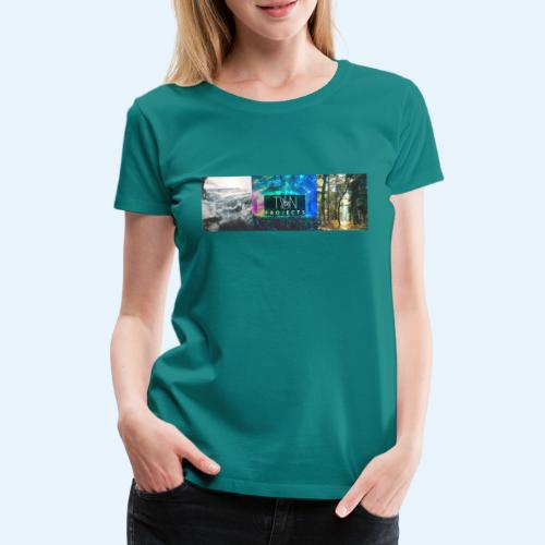 TVN Projects - Women's Premium T-Shirt