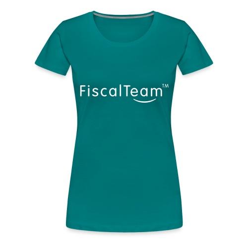 Sweat-shirt Femme Bio WhiteLogo - T-shirt Premium Femme