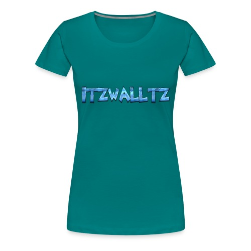 walltz home merch - Premium-T-shirt dam