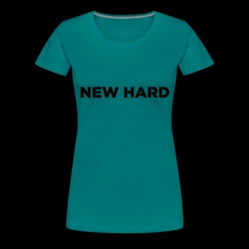 NAAM MERK - Vrouwen Premium T-shirt