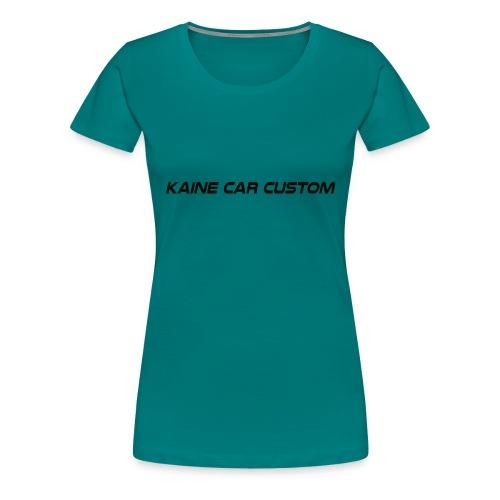 Kaine Car Custom - Premium-T-shirt dam