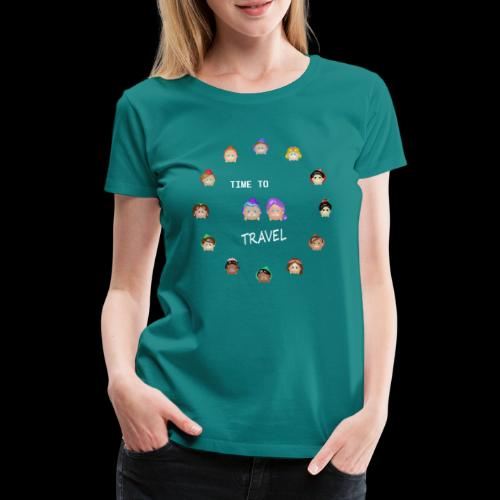 VOYAGE - T-shirt Premium Femme