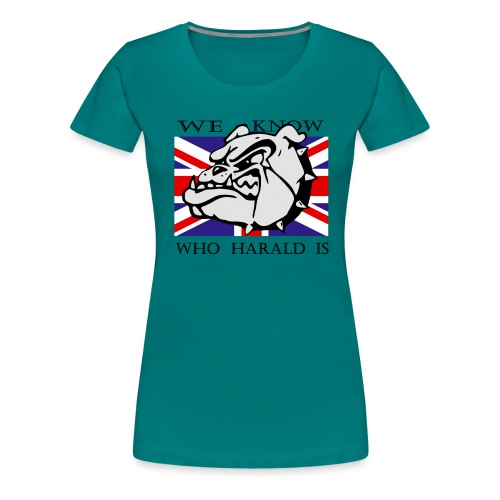 ! LONDON STYLE ! - Frauen Premium T-Shirt