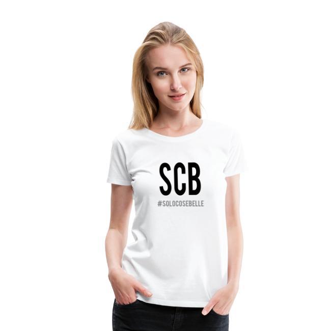 scb scritta nera
