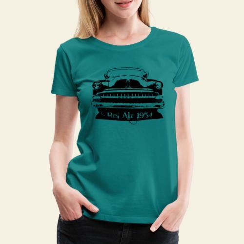 bel air 54 - Dame premium T-shirt