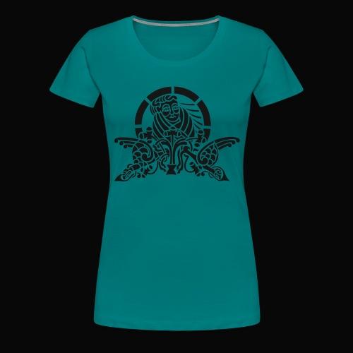 Keltisches Symbol 158 - Frauen Premium T-Shirt