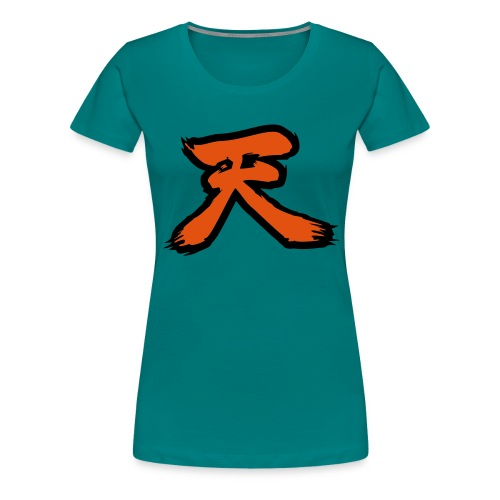 ten - Women's Premium T-Shirt