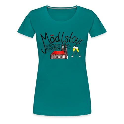 Mädlstour München - Frauen Premium T-Shirt