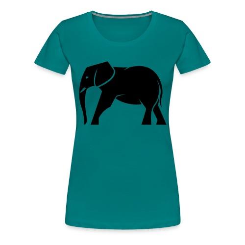 Kainuk Empowerment - Vrouwen Premium T-shirt