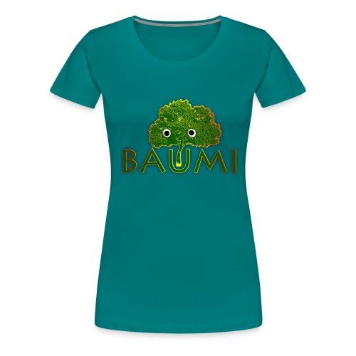 Baumi - Frauen Premium T-Shirt