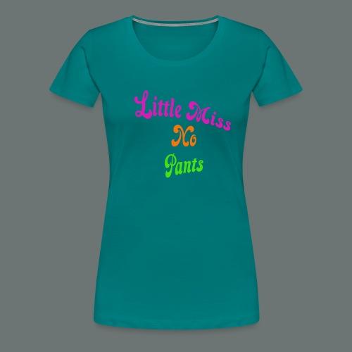 Little_Miss - Women's Premium T-Shirt