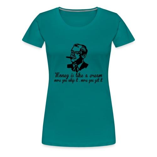 Viceguy - Naisten premium t-paita