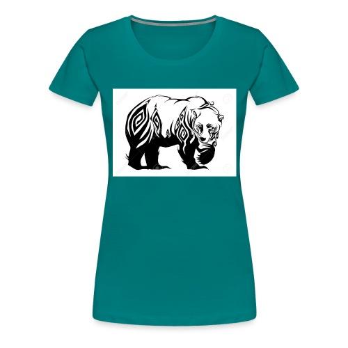 ours - T-shirt Premium Femme
