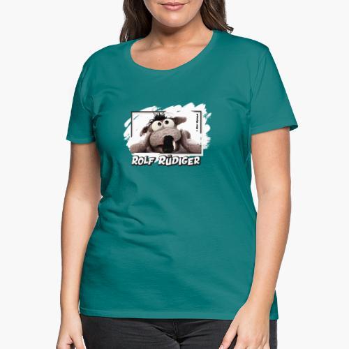 Rolf Rüdiger - Frauen Premium T-Shirt