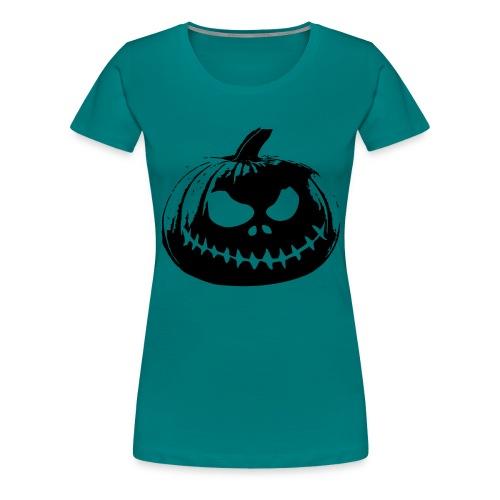 Jack-o'-lantern - Women's Premium T-Shirt