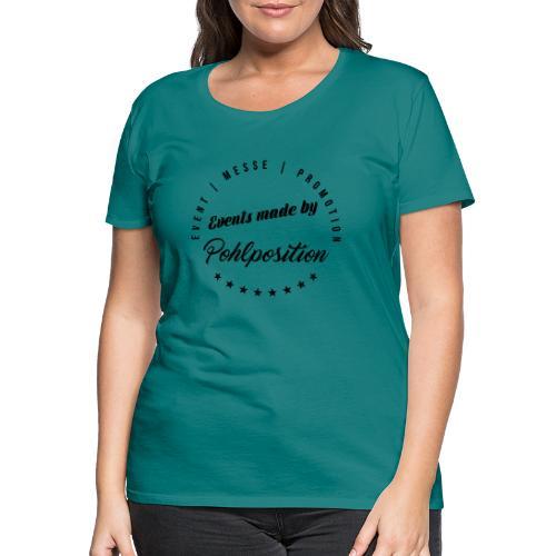 Pohlposition_shirt1 - Frauen Premium T-Shirt