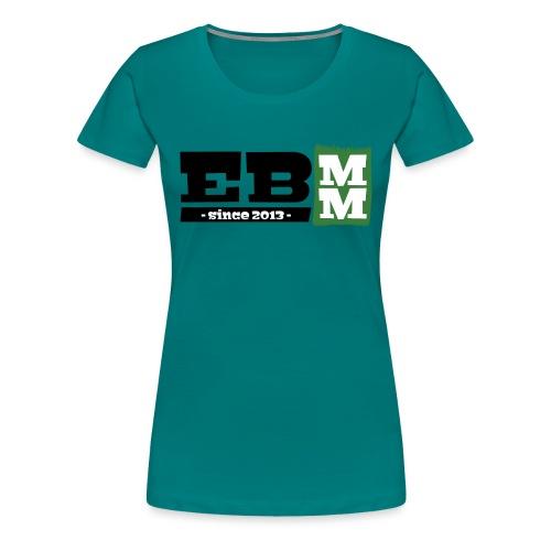 EUMM - Frauen Premium T-Shirt