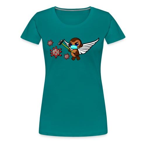 covidmonkey - Women's Premium T-Shirt