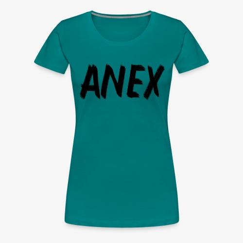 Anex Cap - Women's Premium T-Shirt