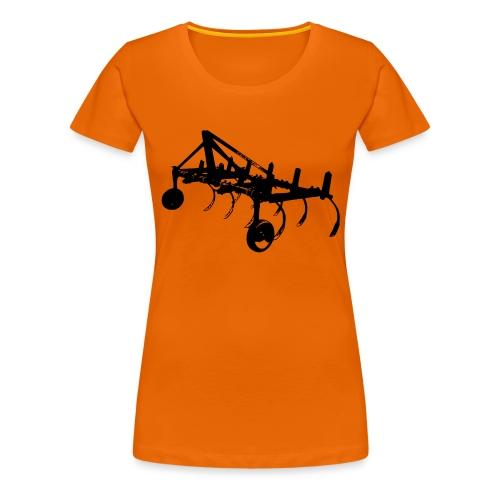Cultivator1 - Women's Premium T-Shirt