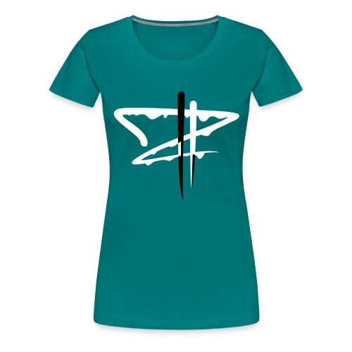 whiteDollar Z - Frauen Premium T-Shirt