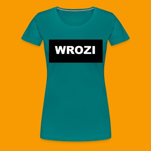 WROZI hat - Women's Premium T-Shirt