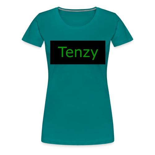 Tenzylogo - Women's Premium T-Shirt