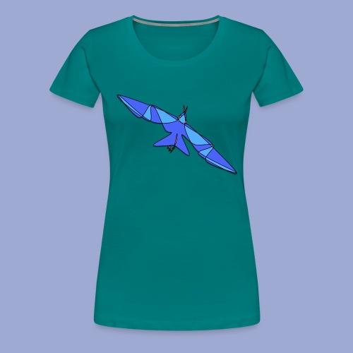 Ashley Albatross IV - Women's Premium T-Shirt