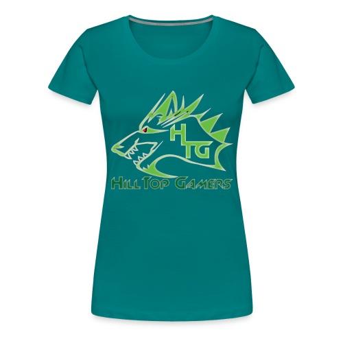 HillTop Gamers - Women's Premium T-Shirt