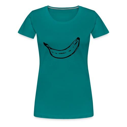 banana-2 - Premium-T-shirt dam