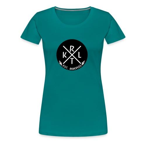 KRTL Original Brand - Vrouwen Premium T-shirt
