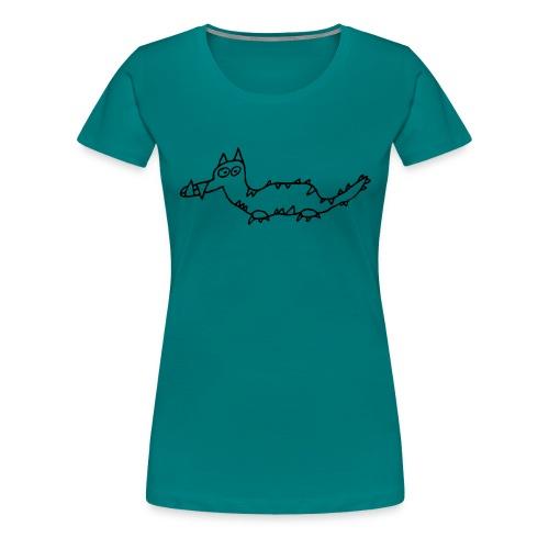 Schnaub I - Frauen Premium T-Shirt