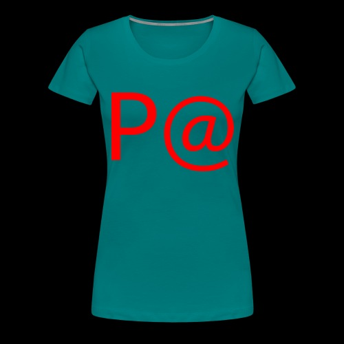 P@ rot - Frauen Premium T-Shirt
