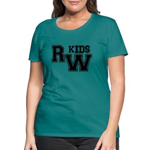 kids_front - Frauen Premium T-Shirt