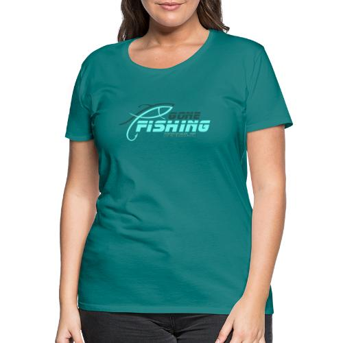 GONE-FISHING (2022) DEEPSEA/LAKE BOAT T-COLLECTION - Women's Premium T-Shirt