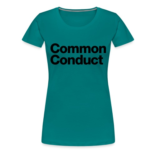 Common Sports - Women's Premium T-Shirt