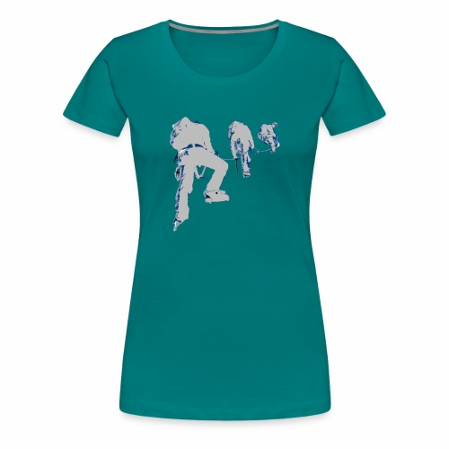Seilkamerad - Frauen Premium T-Shirt