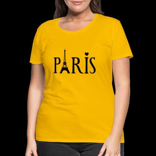Paris - Frauen Premium T-Shirt