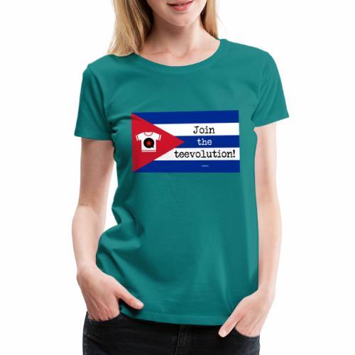 Tee Guevara - Vrouwen Premium T-shirt