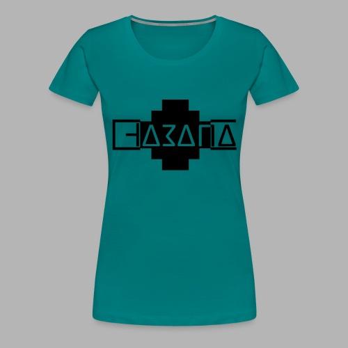 Chakana Inka Cross - Women's Premium T-Shirt
