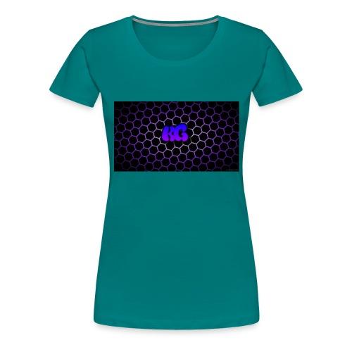 Purple Koala Gaming jpg - Women's Premium T-Shirt