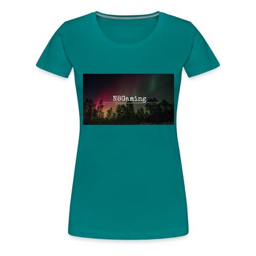 N8 Gaming Shirt - Women's Premium T-Shirt