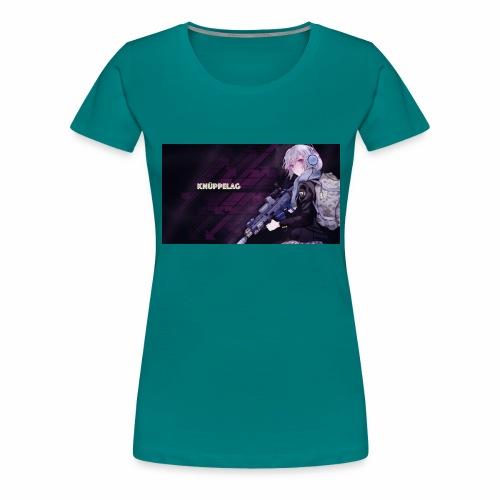 Anime Merch - Frauen Premium T-Shirt