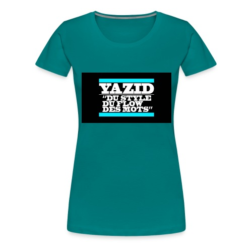 jdfcrea serie 1 - T-shirt Premium Femme