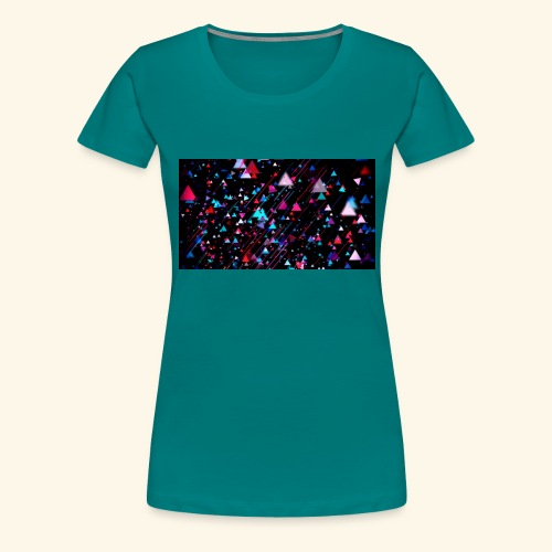 T-Shirts - Vrouwen Premium T-shirt