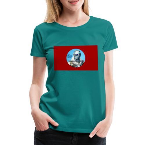 Match 2.0 - Premium-T-shirt dam
